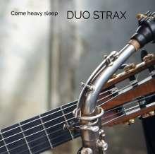 """Musik für Saxophon & Gitarre """"Come heavy sleep"""", CD"""