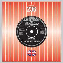Oldie Sampler: Backline Volume 236, 2 CDs