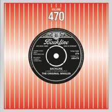 Backline Volume 470, 2 CDs
