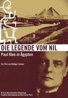 Die Legende vom Nil: Paul Klee in Ägypten, DVD