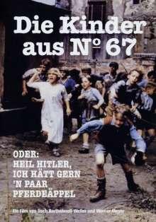 Die Kinder aus Nr. 67, DVD