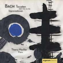 Johann Sebastian Bach (1685-1750): Toccaten BWV 912-914,916, CD