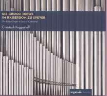 Die grosse Orgel im Kaiserdom zu Speyer, CD