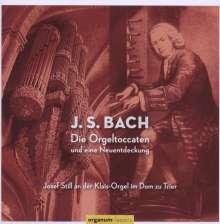Johann Sebastian Bach (1685-1750): Toccaten BWV 540,564-566, CD