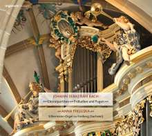 Johann Sebastian Bach (1685-1750): Orgelwerke, 2 CDs
