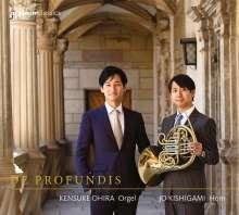 Musik f.Horn & Orgel, CD