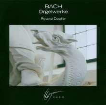 Johann Sebastian Bach (1685-1750): Konzert für Orgel BWV 594, CD