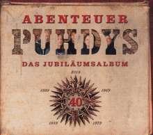 Puhdys: Abenteuer Puhdys: Das Jubiläumsalbum, CD
