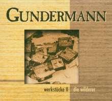 Gerhard Gundermann & Seilschaft: Werkstücke II: Die Wilderer, CD