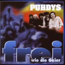 Puhdys: Frei wie die Geier, CD