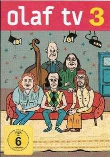 Olaf TV - Die 3. Staffel, DVD
