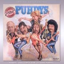 Dieter & Dieter Hertrampf Birr (Die Puhdys Solo): Das Jubiläumsalbum (20 Jahre Puhdys), 2 CDs
