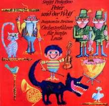 Serge Prokofieff (1891-1953): Peter und der Wolf op.87, CD