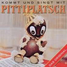 Kommt und singt mit Pittiplatsch, CD