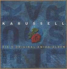 Karussell: Die 5 Original-Amiga-Alben, 5 CDs