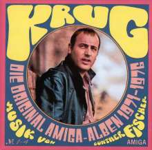 Manfred Krug: Amiga Vinyl-Box 1 - 4 (180g) (Limited Numbered Edition), 4 LPs