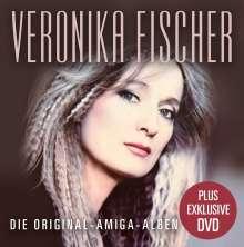 Veronika Fischer: Die Original Amiga-Alben, 4 CDs und 1 DVD