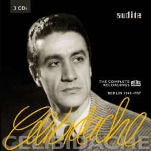 Sergiu Celibidache - The Complete RIAS-Recordings 1948-1957, 3 CDs