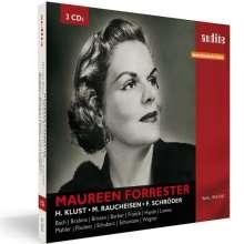 Maureen Forrester - Portrait, CD