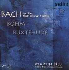 Bach und die norddeutsche Tradition Vol.1, Super Audio CD
