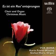 Es ist ein Ros entsprungen - Musik für Chor & Orgel, Super Audio CD