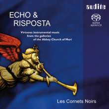 Les Cornets Noirs, Super Audio CD