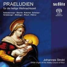 Präludien für die heilige Weihnachtszeit, Super Audio CD
