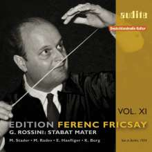 Ferenc Fricsay - Edition Vol.11, CD