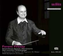 Ferenc Fricsay dirigiert Richard Strauss, CD