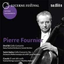 Pierre Fournier - Lucerne Festival, CD