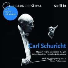 Carl Schuricht - Lucerne Festival, CD