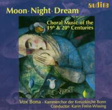 Vox Bona - Moon.Night.Dream, CD