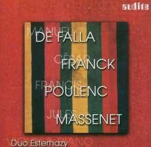 Duo Esterhazy - Kammermusik für Violine & Klavier, CD