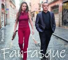 Franziska Pietsch - Fantasque, CD