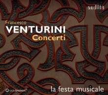 Francesco Venturini (1675-1745): Concerti, CD