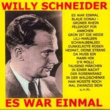 Willy Schneider: Es war einmal, 2 CDs
