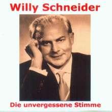 Willy Schneider: Die unvergessene Stimme, 2 CDs