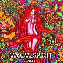 WolveSpirit: Free (180g) (Colored Vinyl), 2 LPs
