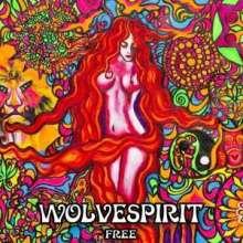 WolveSpirit: Free (180g) (Limited Edition) (Blue Vinyl) (exklusiv für jpc), 2 LPs