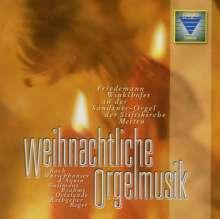 Weihnachtliche Orgelmusik, CD