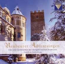 Chorgemeinschaft Neubeuern - Neubeurer Adventsingen 1998, CD