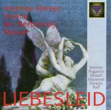Andreas Reiner - Liebesleid, CD