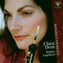 Clara Dent - Les folies d'espagne, CD