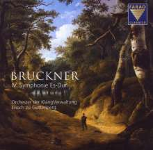 Anton Bruckner (1824-1896): Symphonie Nr.4, Super Audio CD