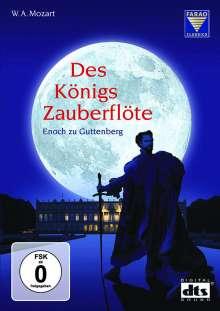 Wolfgang Amadeus Mozart (1756-1791): Des Königs Zauberflöte, 2 DVDs