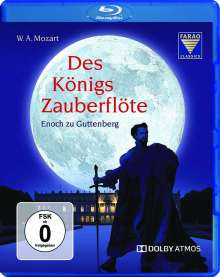 Wolfgang Amadeus Mozart (1756-1791): Des Königs Zauberflöte, Blu-ray Disc