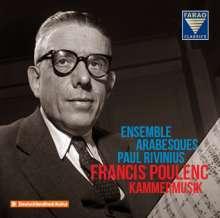 Francis Poulenc (1899-1963): Kammermusik, CD