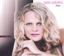 Iveta Apkalna,Orgel, CD
