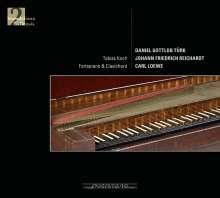 Tobias Koch - Haendeliana hallensis, 2 CDs