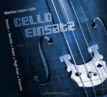 Matthias Lorenz - Cello Einsatz, CD